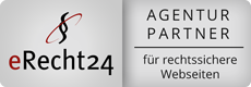 eRecht24 - Partner Agentur